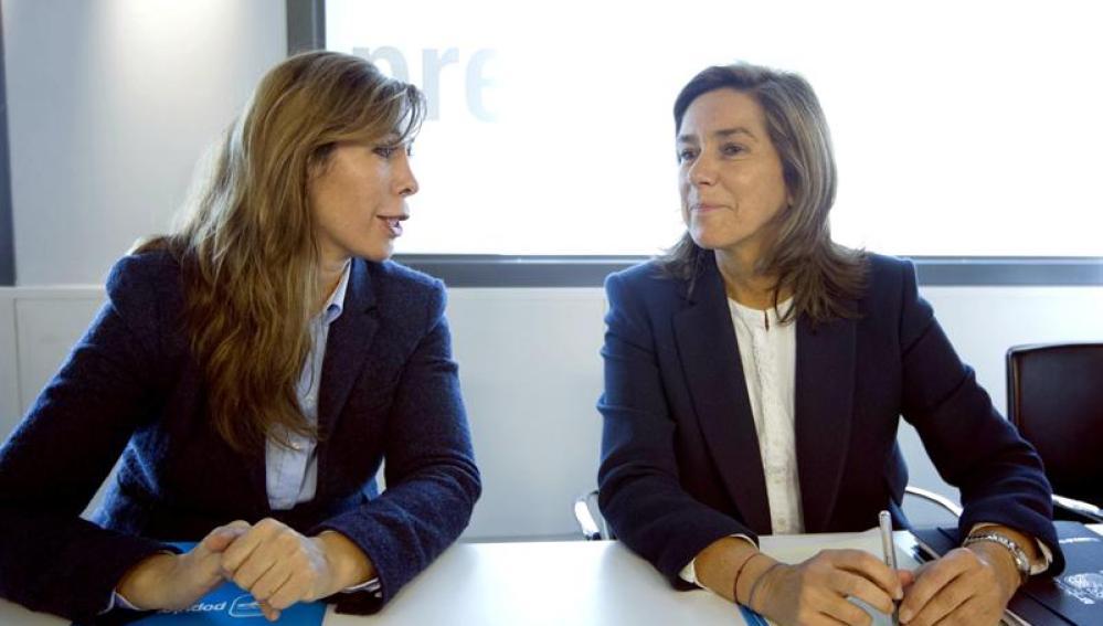 Ana Mato y Alicia Sánchez Camacho