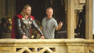 Primera imagen del rodaje de  'Thor, el mundo oscuro'