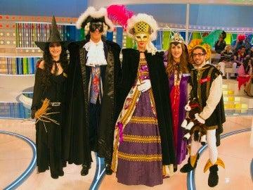 Carnaval en La Ruleta