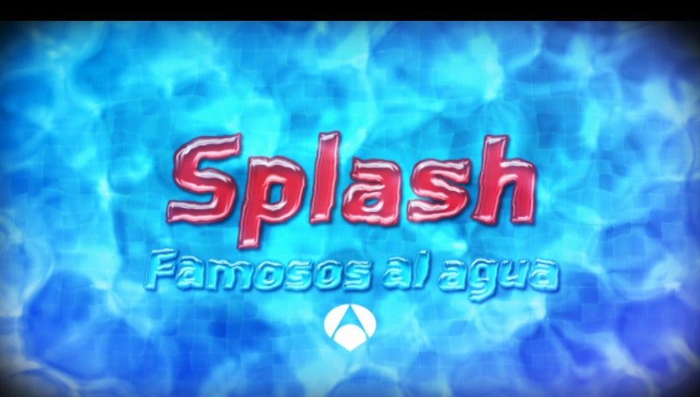 Splash, Famosos al agua