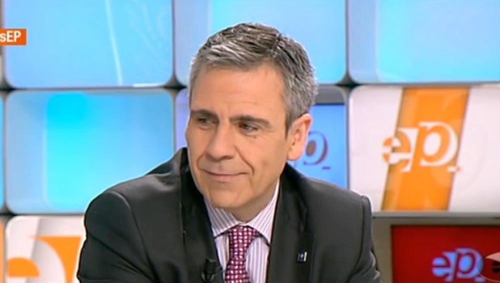 Daniel de Alfonso, director de la Oficina Antifraude