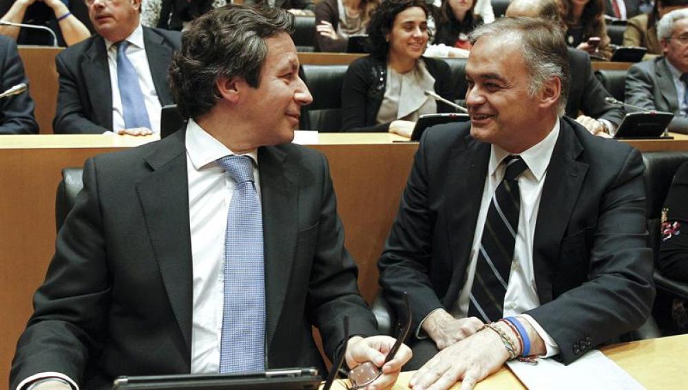 El secretario de Organización del PP, Carlos Floriano