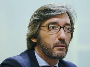 El secretario general del Partido Popular en el País Vasco, Iñaki Oyarzabal