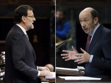 Combo Rajoy-Rubalcaba