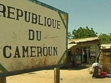 Secuestro en Camerún
