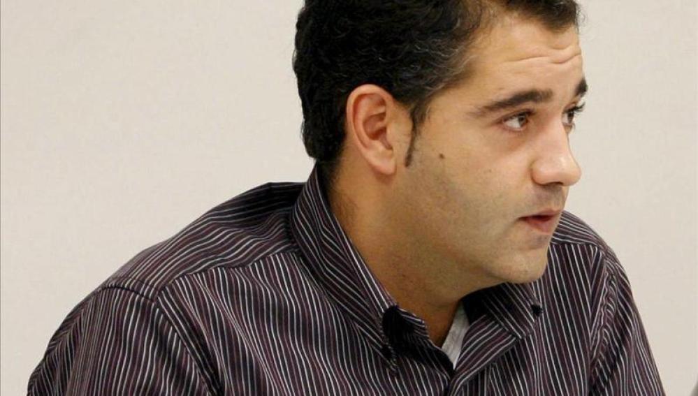 El secretario de organización de ERC, Josep Carrapiço