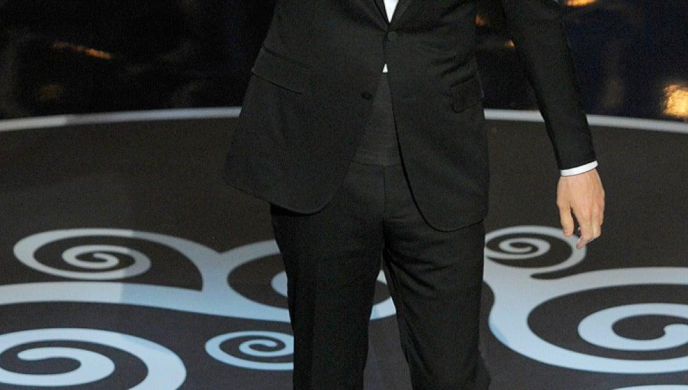 Shet Macfarle, el presentador de la gala