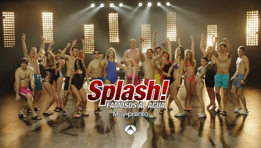 Concursantes Splash