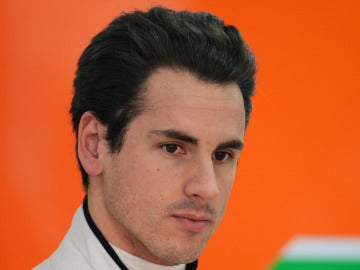 Adrian Sutil ficha por Force India
