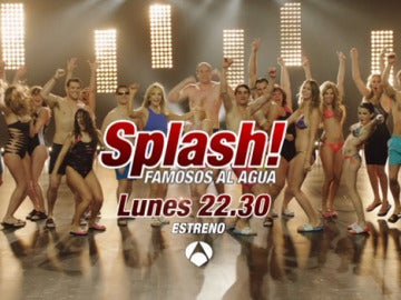 Splash, famosos al agua, este lunes