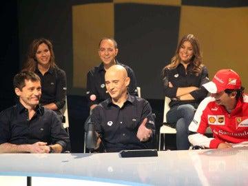 Presentación del Mundial de F1