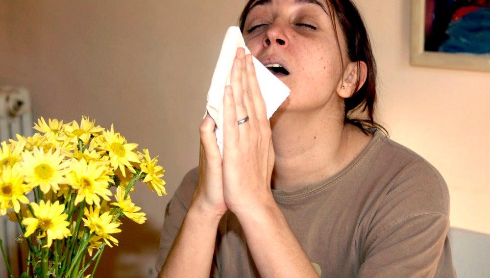 Primavera de riesgo para los alérgicos