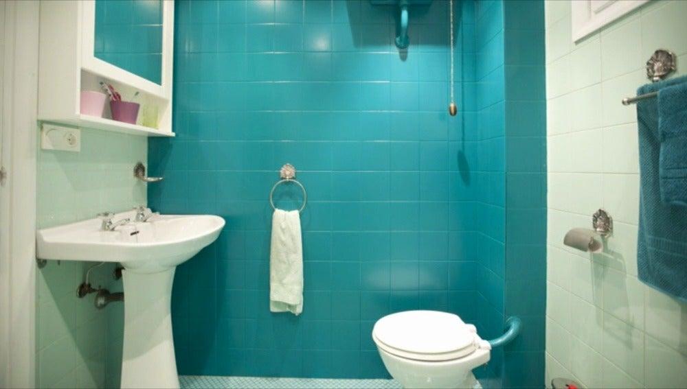 Transformando un baño de más de 40 años