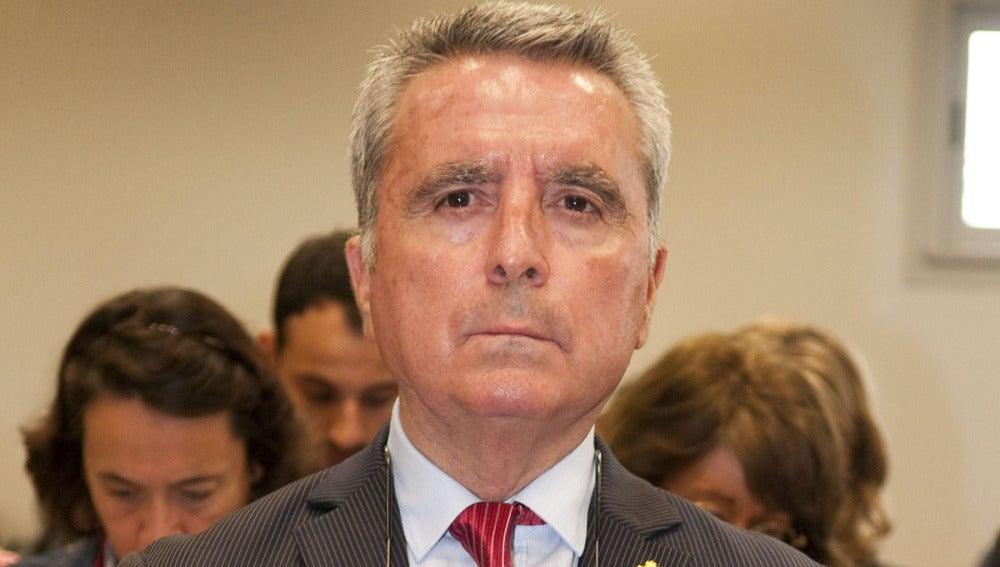 Ortega Cano en el juzgado