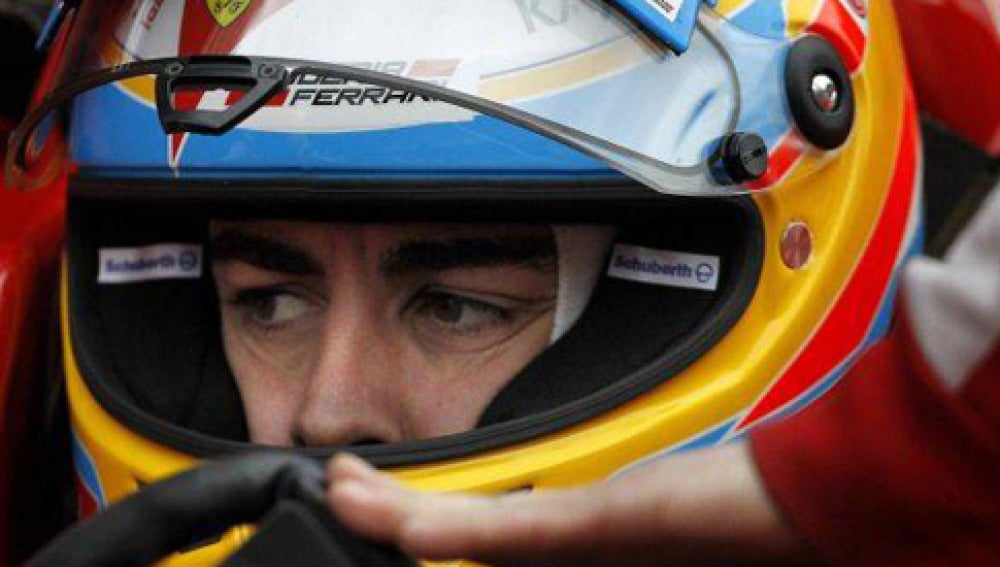Superdestacado Fernando Alonso