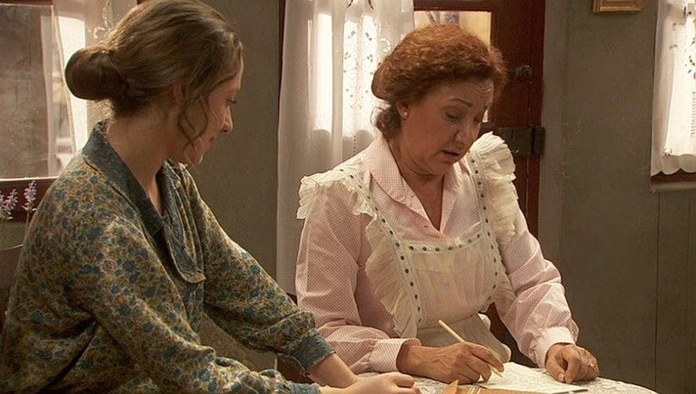 Dolores comienza con los preparativos de la boda de su hijo