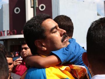 Presidente encargado de Venezuela, Nicolás Maduro