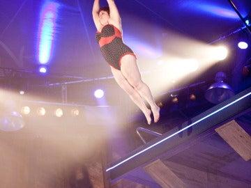 El salto de Teté Delgado