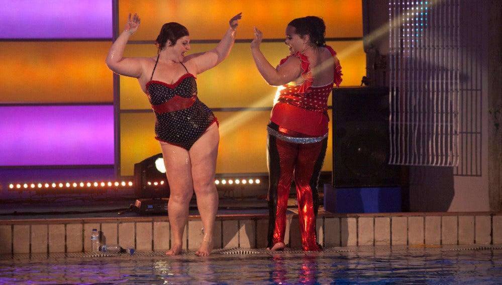 Falete y Teté Delgado