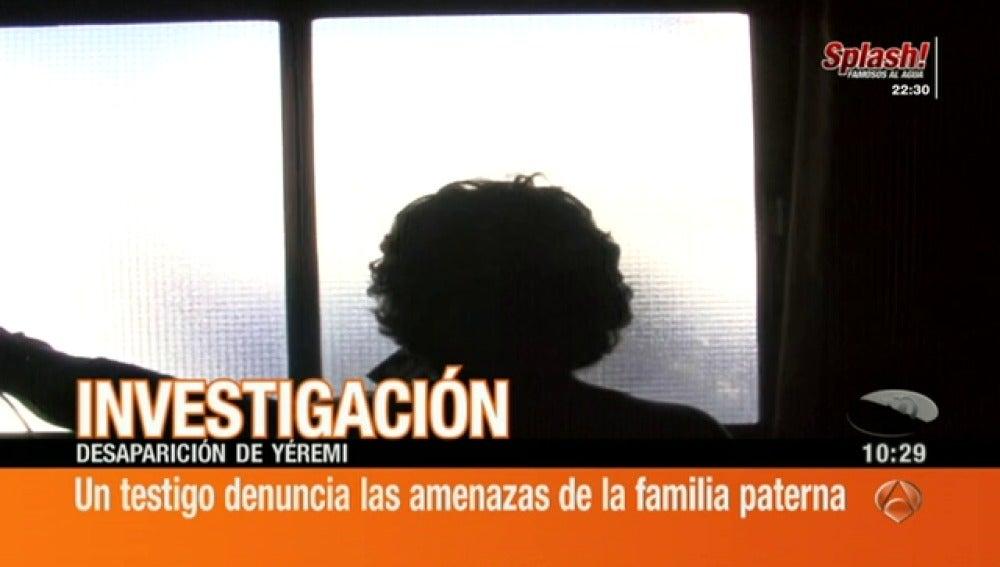 Antena 3 tv un vecino acusa al padre de la desaparici n for Espejo publico hoy completo