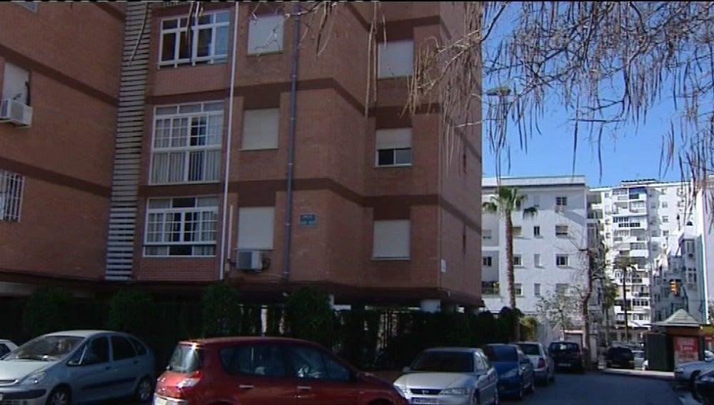 Francotirador Málaga