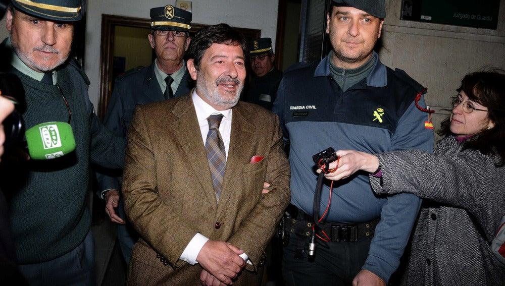 Francisco Javier Guerrero, exdirector de Trabajo