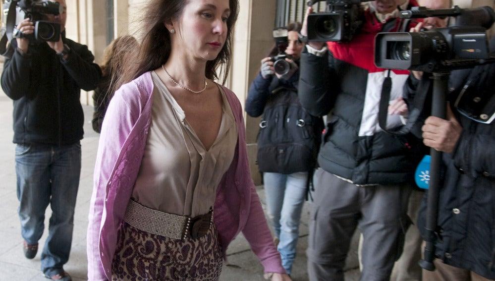 La juez que investiga los ERE, Mercedes Alaya