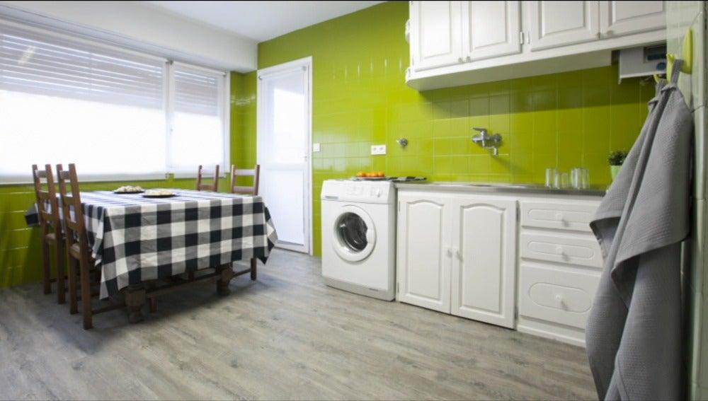 Modernizando una cocina