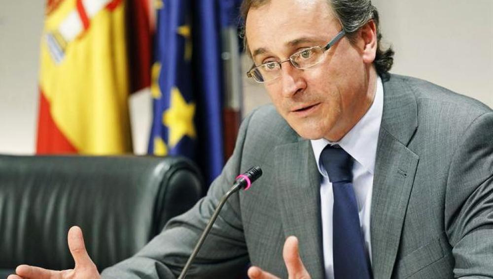El nuevo ministro de Sanidad, Alfonso Alonso