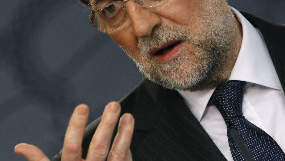 Rajoy en comparecencia