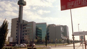 Edificio de Telemadrid