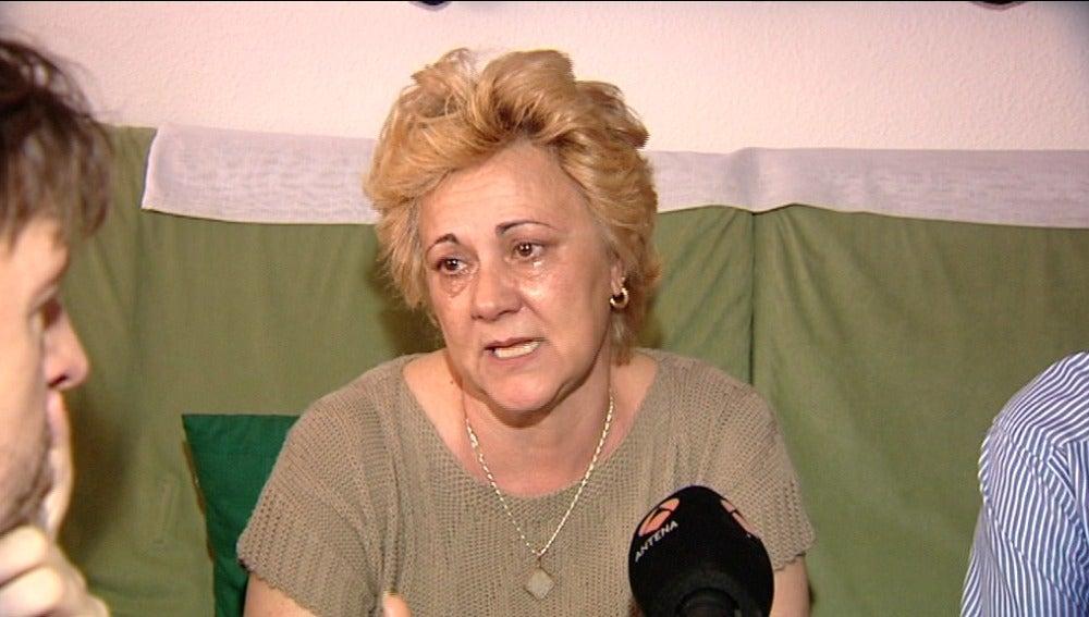 Manuela, desahuciada