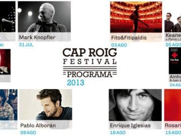 Festival de Cap Roig 2013