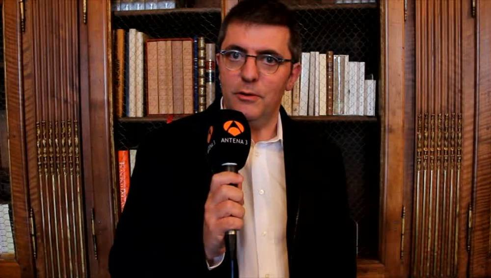 Mario Tascón, autor de La Biblia Bastarda