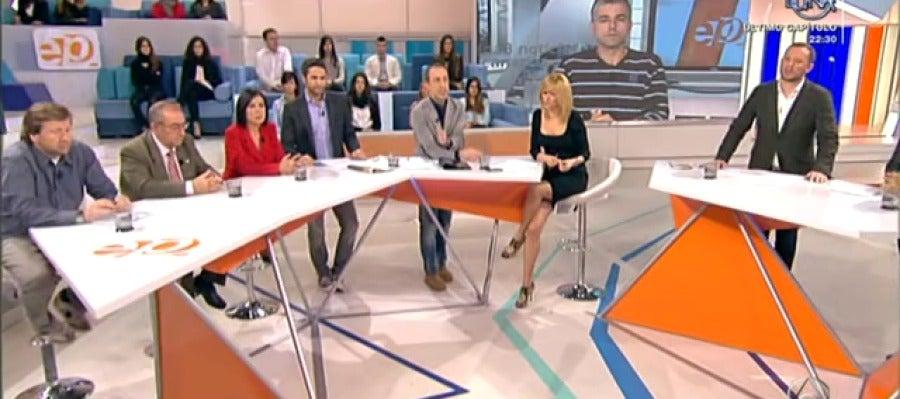 Antena 3 tv lleva un a o sin ver a su hijo y acusa a su for Ver espejo publico hoy