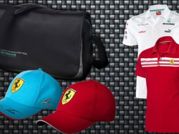 La tienda de la Fórmula 1