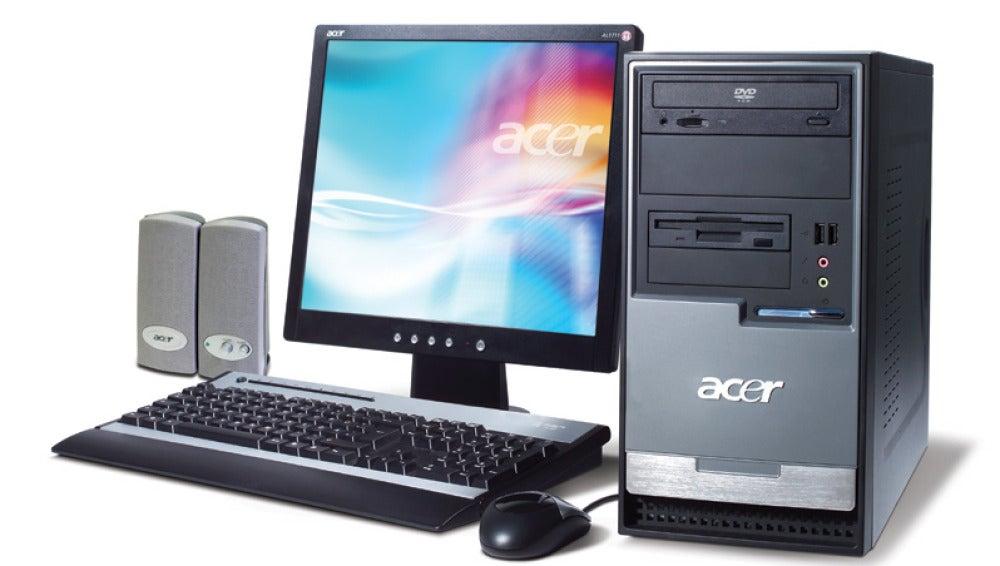 Caen las ventas de PC's