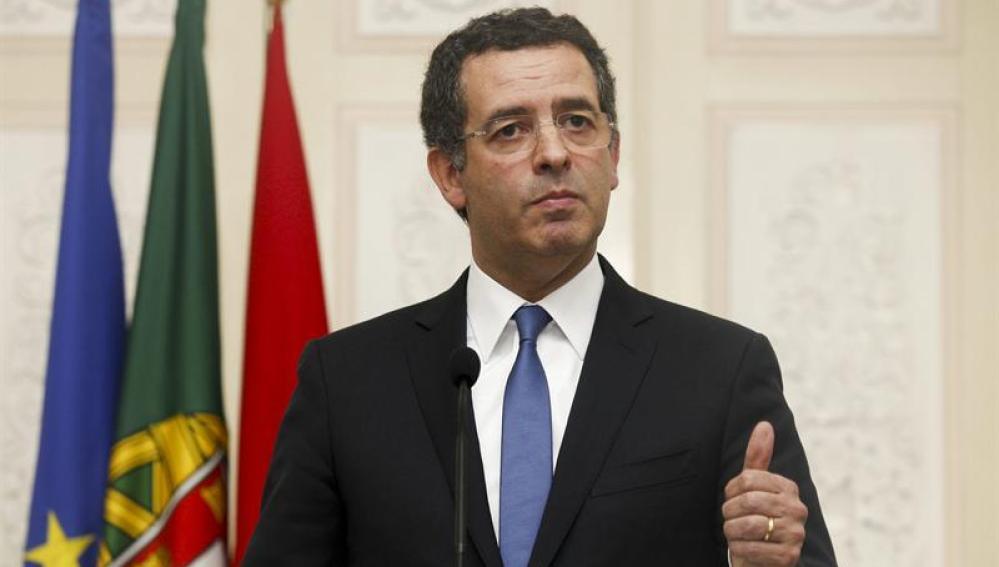 Antonio José Seguro, presidente del Partido Socialista portugués