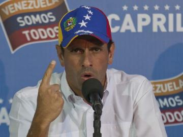 Henrique Capriles anuncia movilizaciones entre los venezolanos