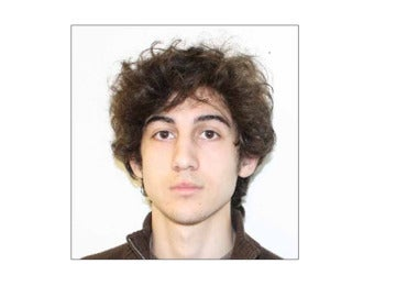 Dzhokhar Tsarnaev, acusado de ser coautor de los atentados de Boston