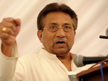 El expresidente golpista de Pakistán, Pervez Musharraf