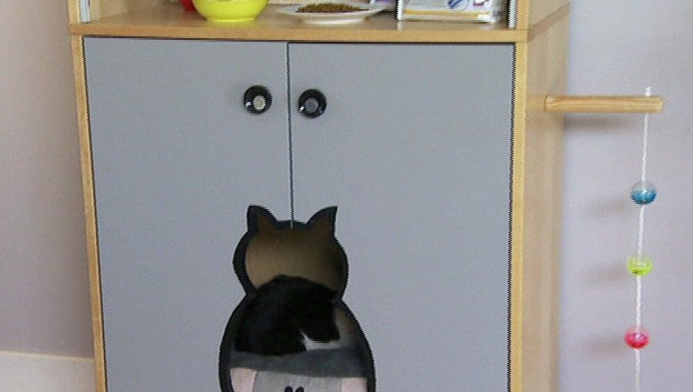 Mueble para mascota