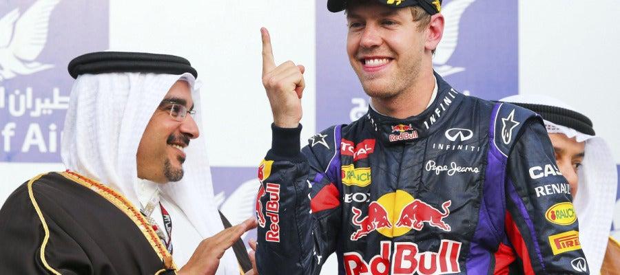 "Vettel: ""No esperábamos tener tanto ritmo"""