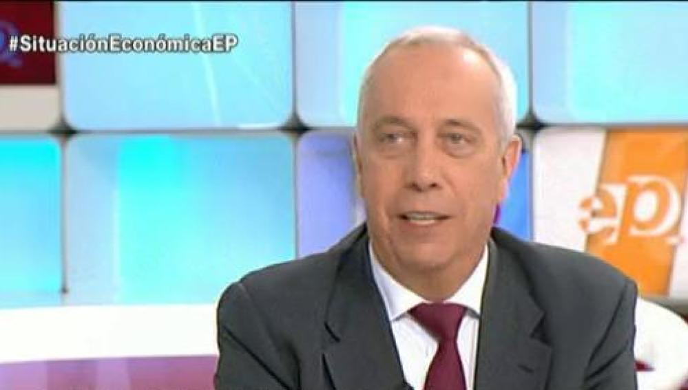 David Taguas, exjefe de la Oficina Económica con Zapatero