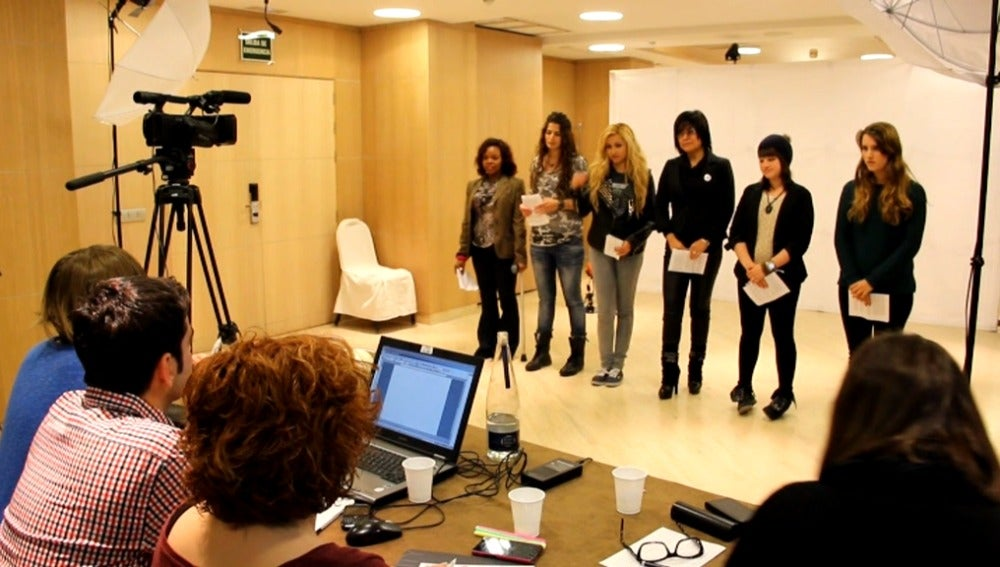 Casting 2 Madrid