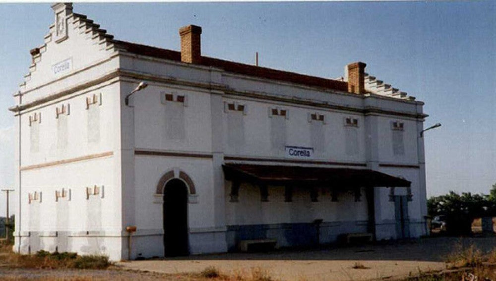 Estación de Corella