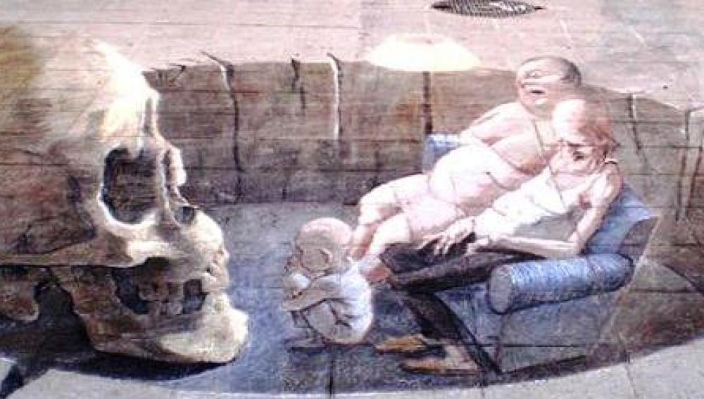 El arte en 3D de Eduardo Relero llega a Zaragoza