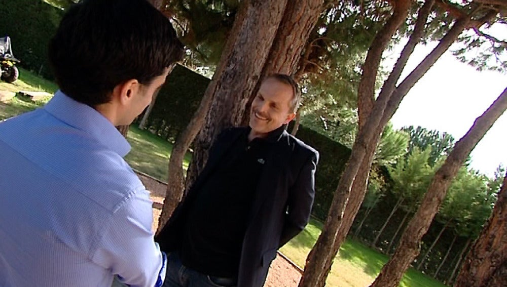 Miguel Bosé, para Noticias Fin de Semana