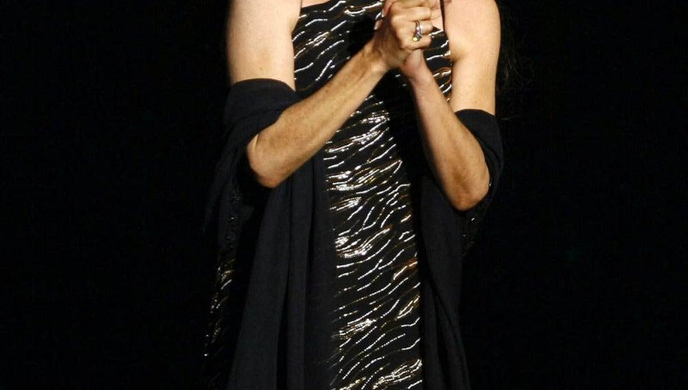 Isabel Pantoja en concierto