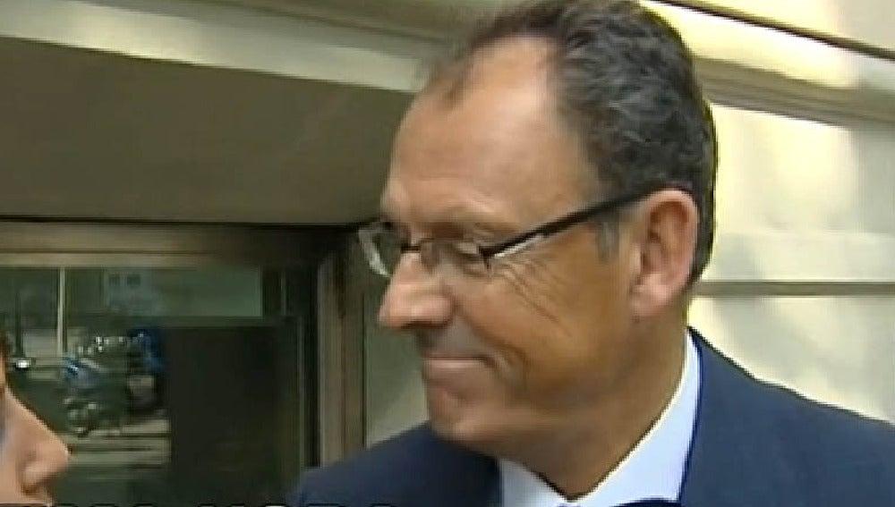 Pascual Vives, abogado de Iñaki Urdangarin